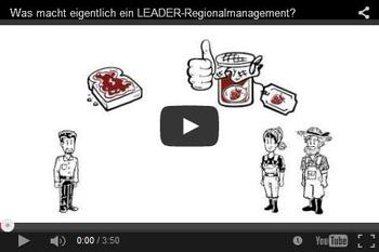 LEADER-Film - Regionalmanagement