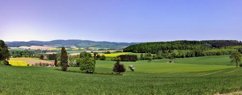 Panoramafoto Sievertsberg
